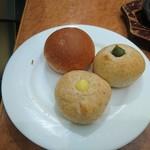 ブレッドバイキング サンマルク - パンの食べ放題(1)