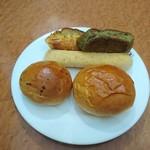 ブレッドバイキング サンマルク - パンの食べ放題(2)