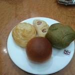 ブレッドバイキング サンマルク - パンの食べ放題(3)