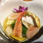 寿司 ゆずの花 - 酢の物の盛り合わせ