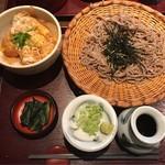 そじ坊 - カツ丼定食♫