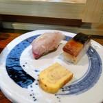 魚屋 けん坊 - 握り寿司
