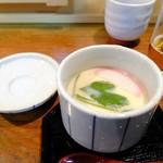 魚屋 けん坊 - 茶碗蒸し