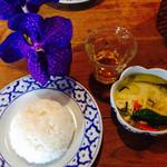 タイ料理レストラン ラナハーン - グリーンカレー(S) ¥500