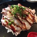 いちりん - 真鯛の炙り焼き丼 1250円