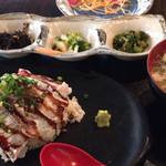 いちりん - 真鯛の炙り焼き丼ランチ1250円