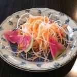 いちりん - 有機野菜サラダ