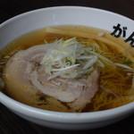 元祖一条流 がんこ総本家 - 醤油豚バラ800円