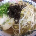 ラーメン専門 川崎 本店 -