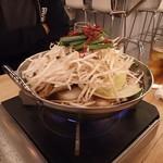 yatai village - もつ鍋