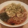 六文そば - 料理写真:春菊そば(370円)
