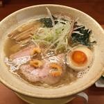 麺元素 - 魚元素塩(770円)