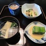 欅苑 - 料理