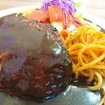 洋食の店 ブーン - ハンバーグ&スパゲッティ 2017年5月