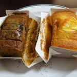 菓乃実の杜 - パウンドケーキ 切ってみた