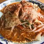 麺屋 我流 - 料理写真:マーラー味噌野菜ラーメン