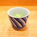 四季膳 ほしや - 特選ひるげご膳3,780円①小松菜のお浸し