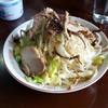 蒼天 - 料理写真:とんこつ野菜ラーメン