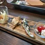 草々徒 - ランチ前菜