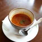 蓮 - トマトのスープ