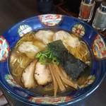 かつみ - 肉ワンタン麺 800円