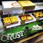 CRUST CAFE - 料理写真: