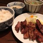 66694674 - 牛タン焼定食
