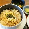甘羅舎 福茂千 - 料理写真:おもてなし釜飯昼膳 (¥1,260) 釜飯他