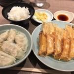 宇都宮みんみん - 焼餃子・水餃子