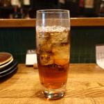 飛鳥 - ☆烏龍茶で乾杯です☆