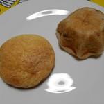パン・ド・クルール - 料理写真:ミニメロンパン&カマンベールノア♡
