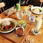 リトルベアカフェ - 料理写真: