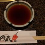焼肉飯場 円蔵 - タレ