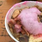 そら豆 - 肉バルの豚すき焼き