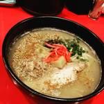 麺屋 松三 - 料理写真:塩とんこつ(税込780円)