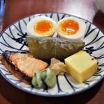 瓢亭 - 前菜