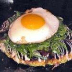 千房 - お好み焼き(豚玉・ねぎたまのせ) 1,030円.jpg