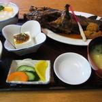 渡辺鮮魚 - 煮魚定食(そい)