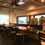 蔵元直営 糀カフェ 悠久乃蔵 - 店内の様子