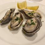 ラ ピッコラ ポエズィーア - 焼き牡蠣