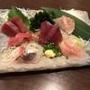 魚たか - 料理写真:刺身5点盛