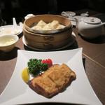 京鼎樓 - 海老トースト