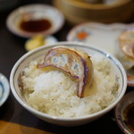 東亭 - ご飯・・多過ぎ