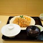 銀座梅林 - ロースカツ定食