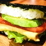 ondo - ランチおにポー〈アボカドわさび醤油〉