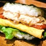 ondo - ランチおにポー〈ツナマヨ柚子胡椒〉