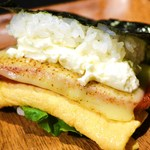 ondo - ランチおにポー〈トリプルチーズ〉