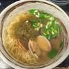 ボンゴレ亭 - 料理写真:貝汁そば 780円(ランチタイム価格)