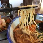 Afuri - プラス110円で真空手もみ麺に変更