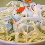 66706991 - 前菜のサラダ。